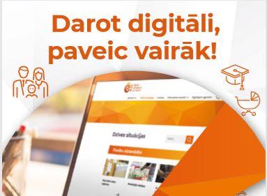 Darīt digitāli – Tavs jaunais dzīvesveids!