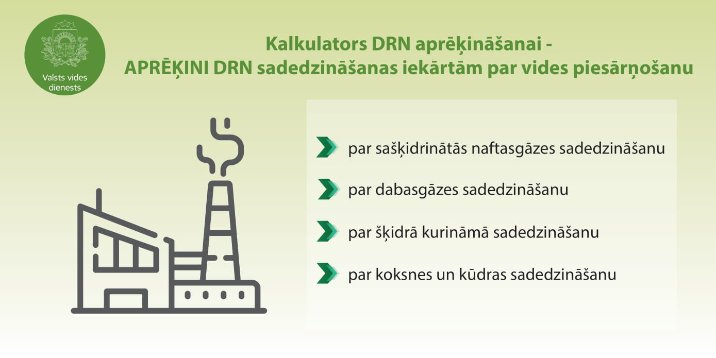Izmanto tiešsaistes rīkus dabas resursu izmantošanas atļaujas saņemšanai un ērtai dabas resursu nodokļa aprēķināšanai